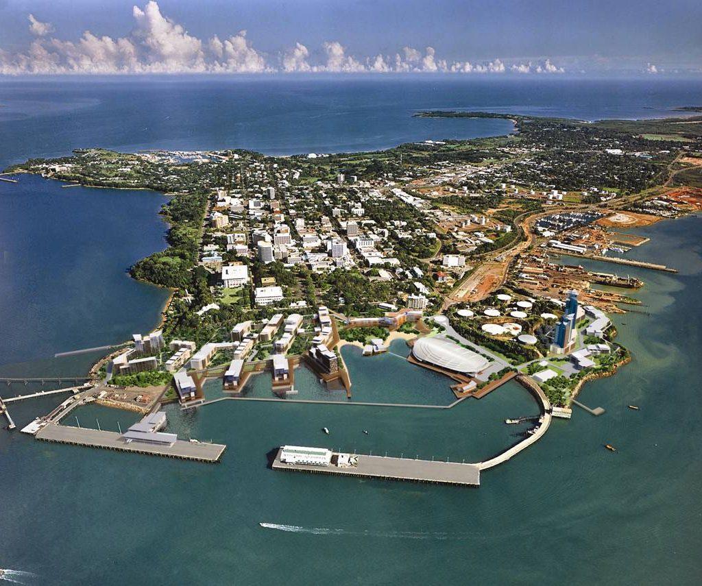 thành phố Darwin