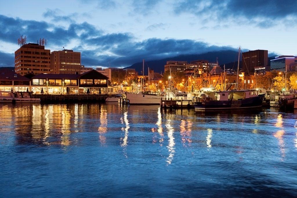 thành phố Hobart