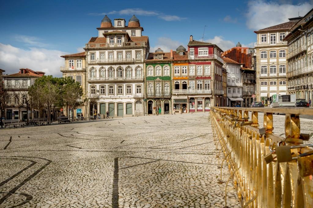 phố cổ Bồ Đào Nha