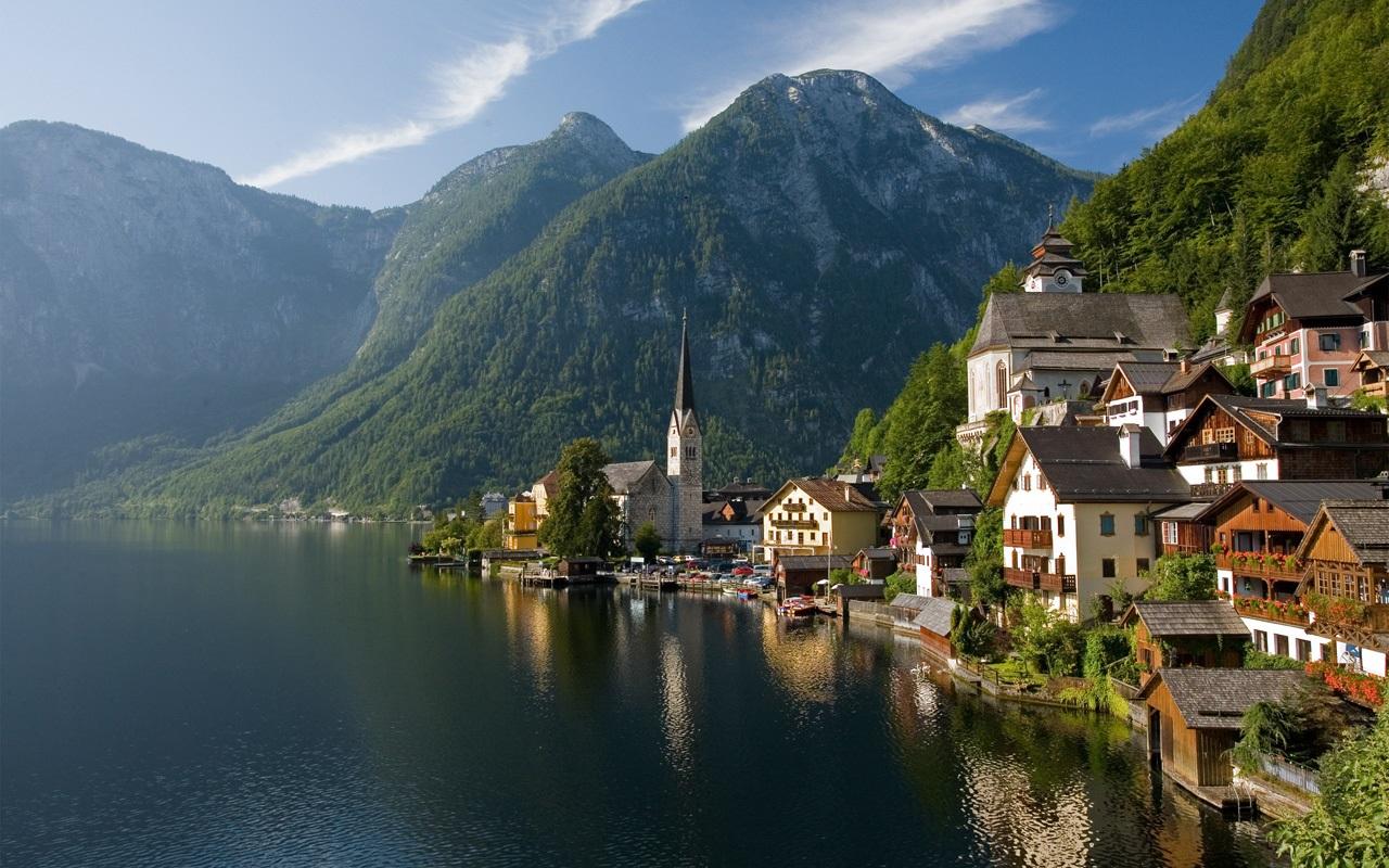 Nước Áo