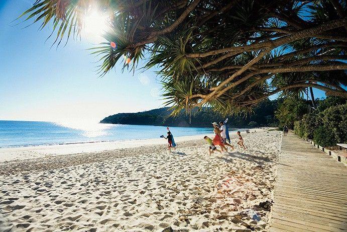 bãi biển Sunshine Coast