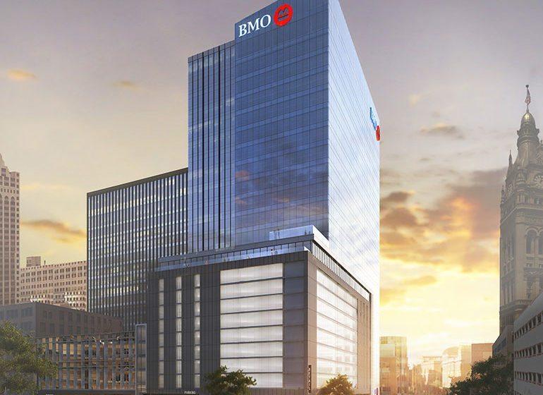 Trụ sở BMO Harris hưởng vốn đầu tư EB-5