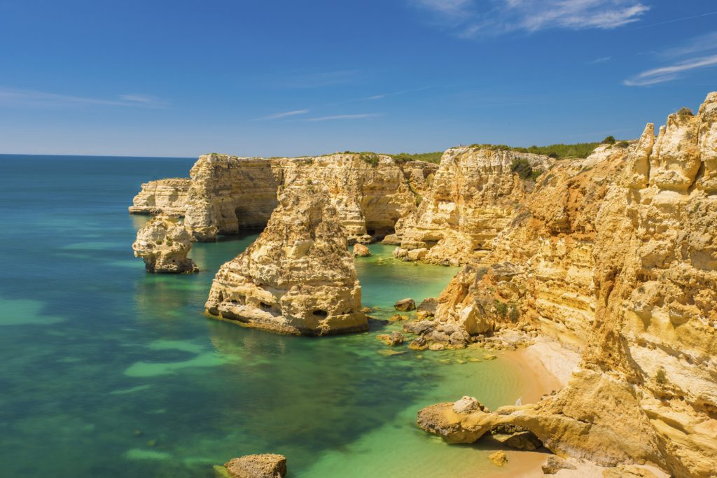 bãi biển Bồ Đào Nha