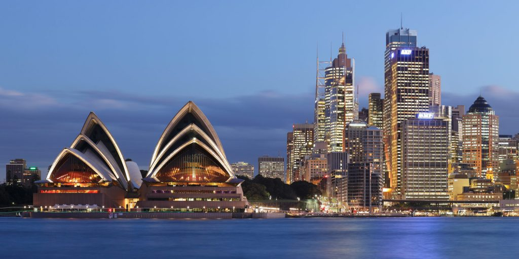 Định cư Úc ở Sydney