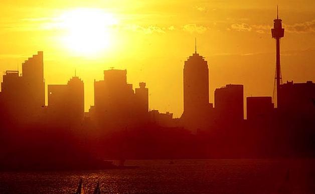 Thời tiết ở Úc