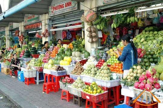 Hàng hóa Việt Nam tại Séc