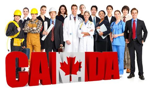người lao động nhập cư Canada