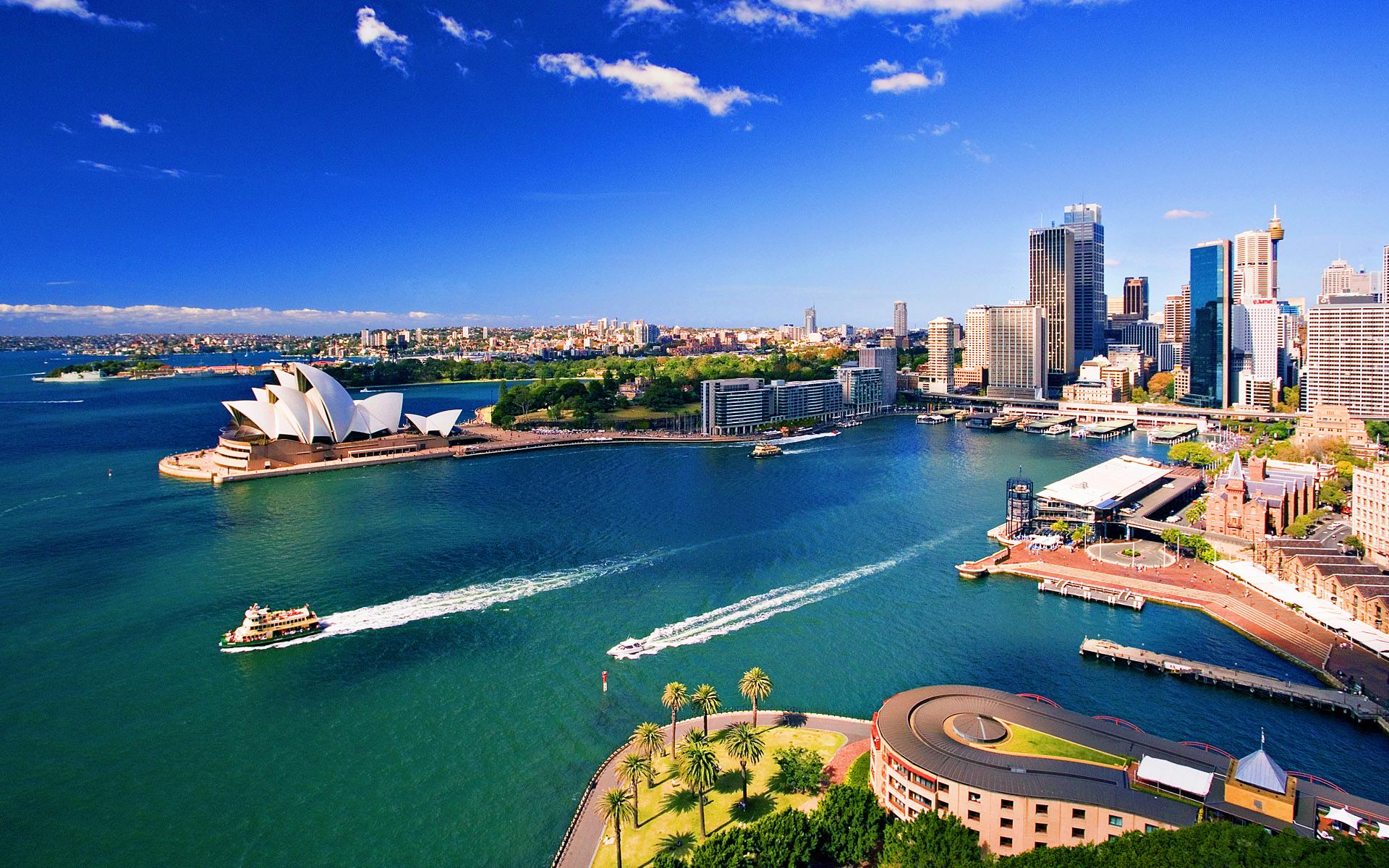 bất động sản ở Úc