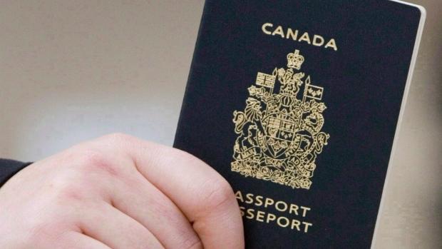 hộ chiếu canada