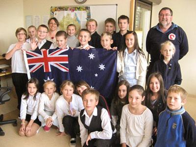 giáo dục ở Úc