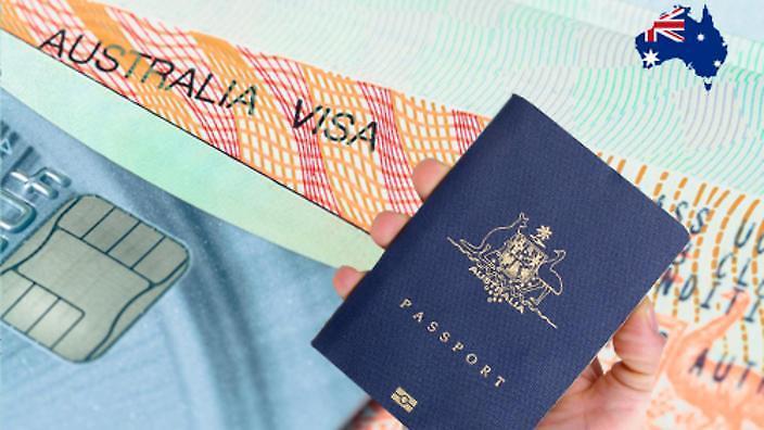 thẻ VISA Úc