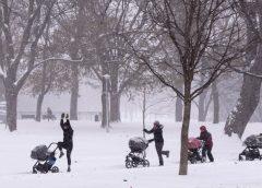 Thích ứng với thời tiết khi định cư Canada