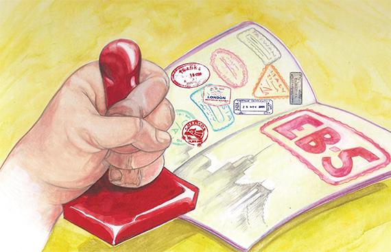 trở ngại cho người Việt Nam xin thị thực