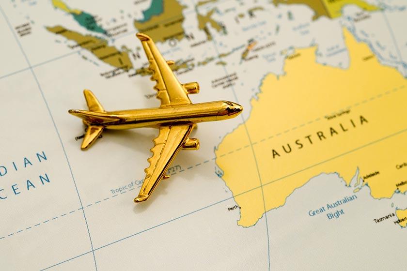 mẹo di chuyển đến Úc