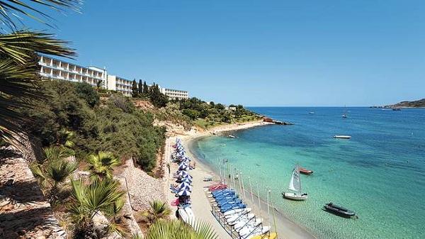 vịnh Mellieħa Malta
