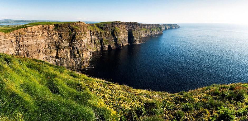 định cư Ireland nơi bắt đầu