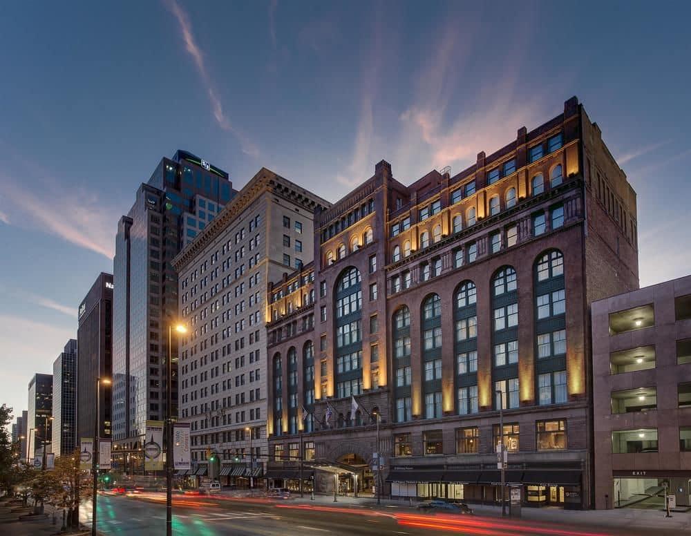 Khách sạn eb-5 Hyatt