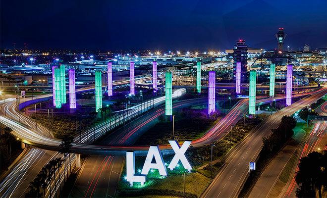 Khu vực LAX EB-5