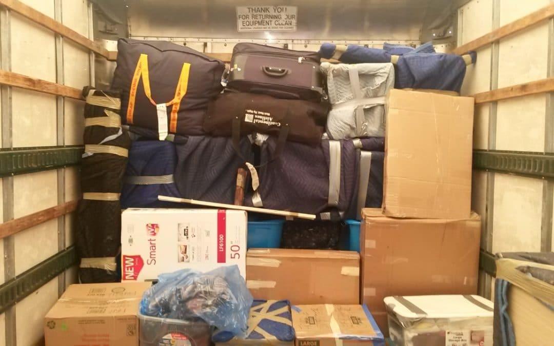 di chuyển đồ đạc đến Síp