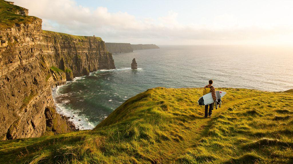 sống tốt khi định cư Ireland